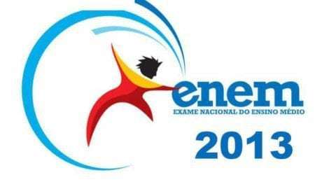 Gabarito não oficial do Enem 2013 (Primeiro Dia)