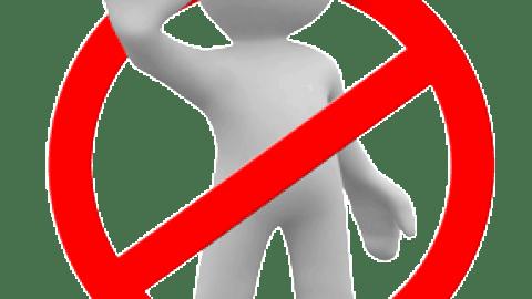 O que é Proibido no ENEM 2013