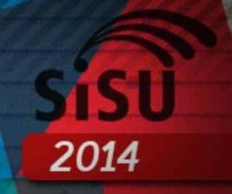 Sisu 2014.2 Abre Inscrições