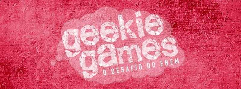 Simulado Geekie Games ENEM 2014