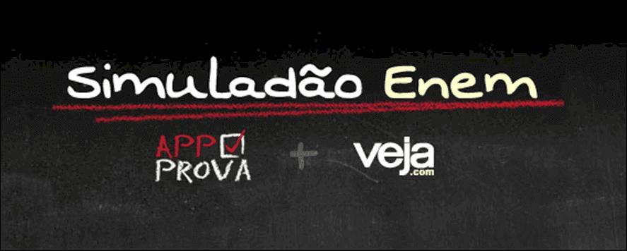 Simulado VEJA.com-AppProva 2014