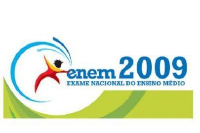 Provas e Gabaritos do ENEM 2009