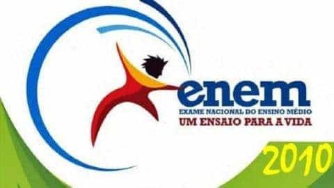 Provas e Gabaritos do ENEM 2010