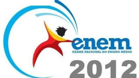 Provas e Gabaritos do ENEM 2012