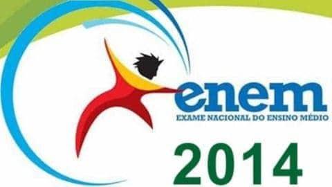 Provas e Gabaritos do ENEM 2014
