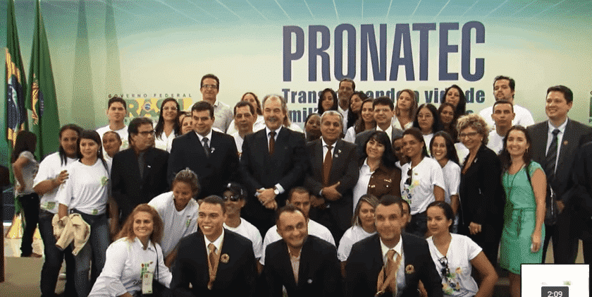 Nova etapa do Pronatec com 2 milhões de Vagas