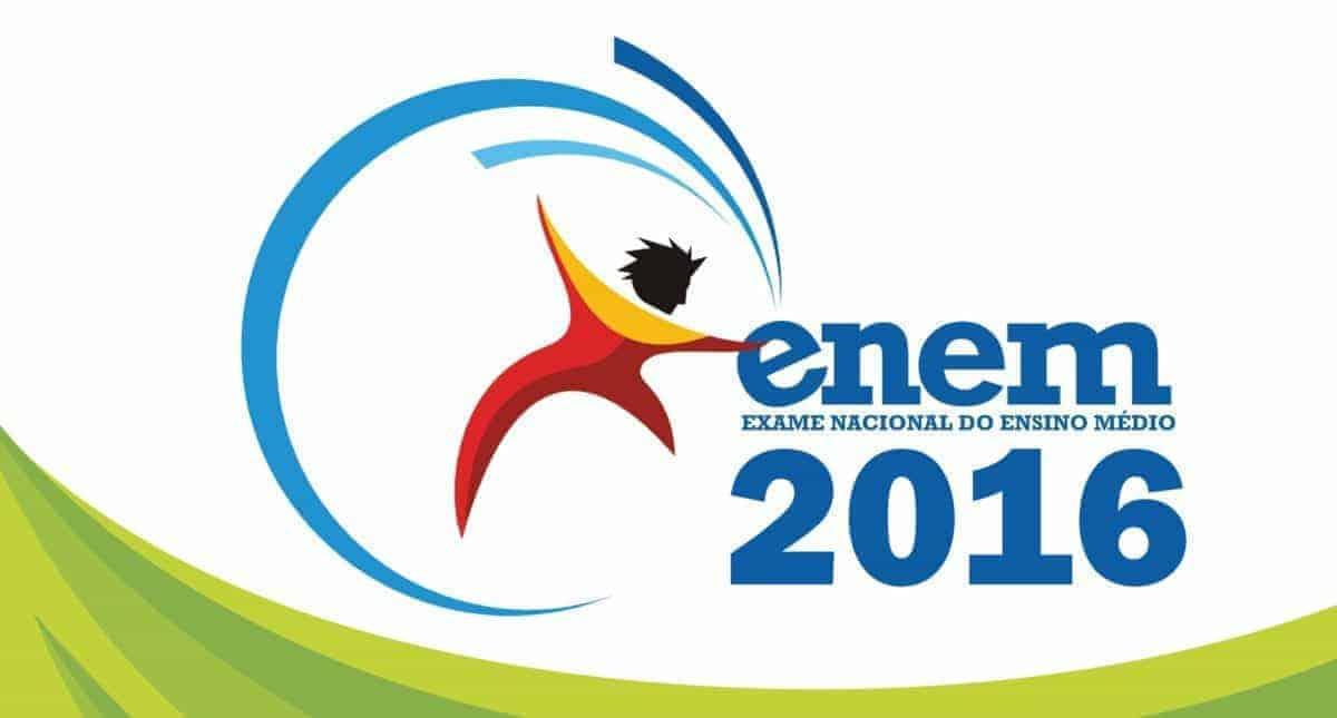 Inscrições para o Enem 2016 serão abertas dia 9 de maio