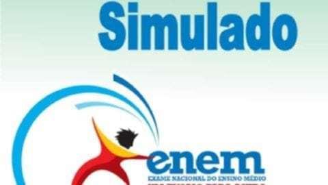 Simulador de Provas do Enem