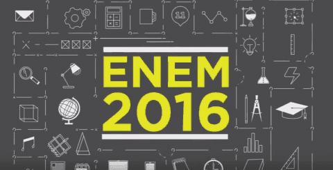 Provas Anteriores ajuda na preparação para o ENEM