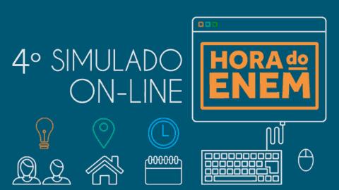Como fazer o Quarto Simulado Online do ENEM