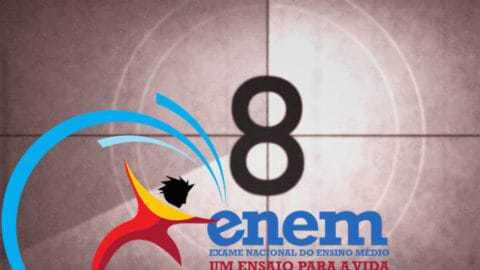 Faltam 08 dias para a divulgação dos Locais de Provas do Enem 2016