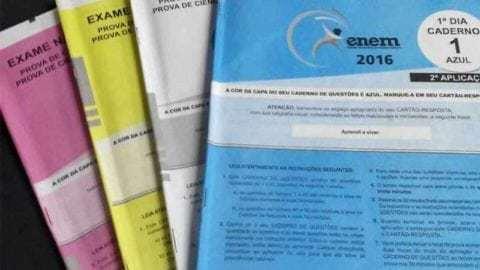 Gabarito da segunda aplicação do Enem 2016 será divulgado no dia 7