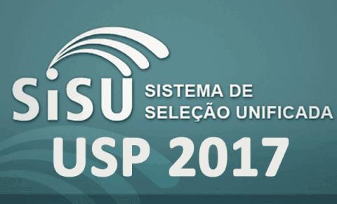USP libera lista de cursos para vagas do Sisu 2017