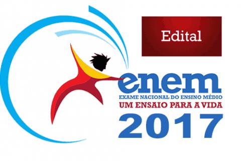 Edital do Enem 2017 será divulgado em fevereiro