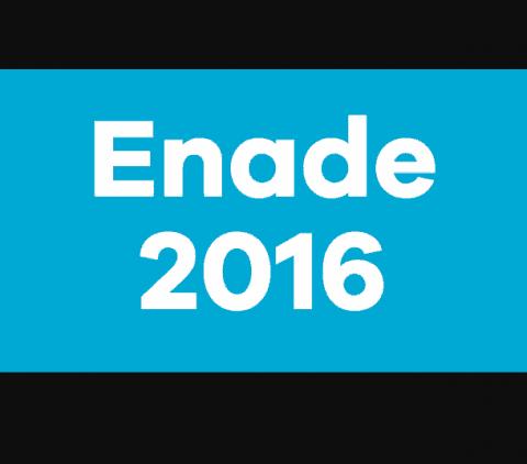 Gabaritos Definitivos do Enade 2016