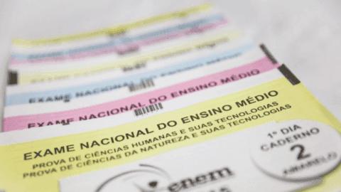 Inep testa operação gráfica da prova personalizada do Enem