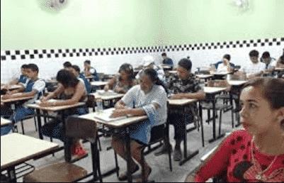 Locais de prova do ENCCEJA 2017 no Estado de Alagoas