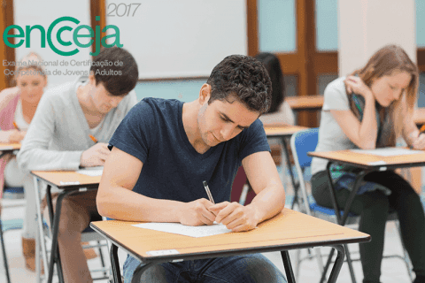 Qual o cronograma do dia da Prova do ENCCEJA 2017