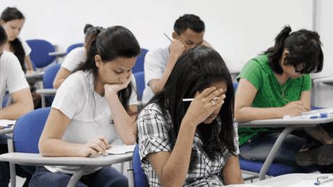 Locais de prova do ENCCEJA 2017 no Estado de Pernambuco