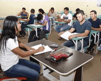 Locais de prova do ENCCEJA 2017 no Estado do Mato Grosso