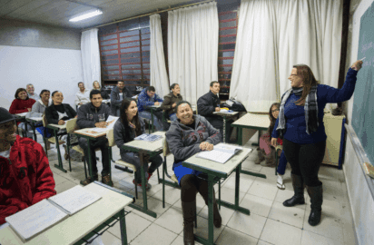 Locais de prova do ENCCEJA 2017 no Estado do Paraná