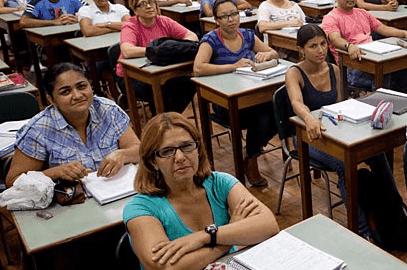 Locais de prova do ENCCEJA 2017 no Estado do Rio de Janeiro
