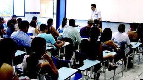 Número de alunos em graduações públicas cresce