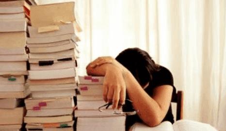 Principais erros na hora de estudar para o Enem