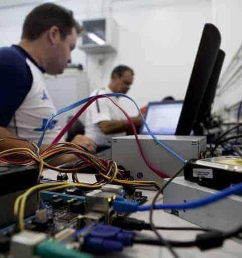 Ensino técnico recebe R$ 6,1 milhões