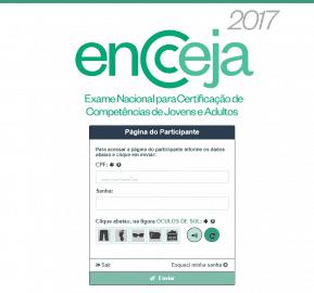 Como acessar seu Cartão de Confirmação do Encceja 2017