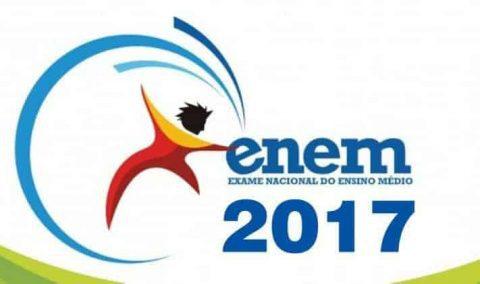 Provas e Gabaritos do ENEM 2017 (Oficiais)