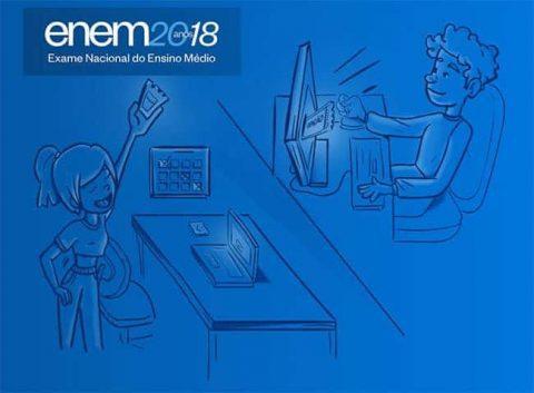 Como se programar para o ENEM 2018