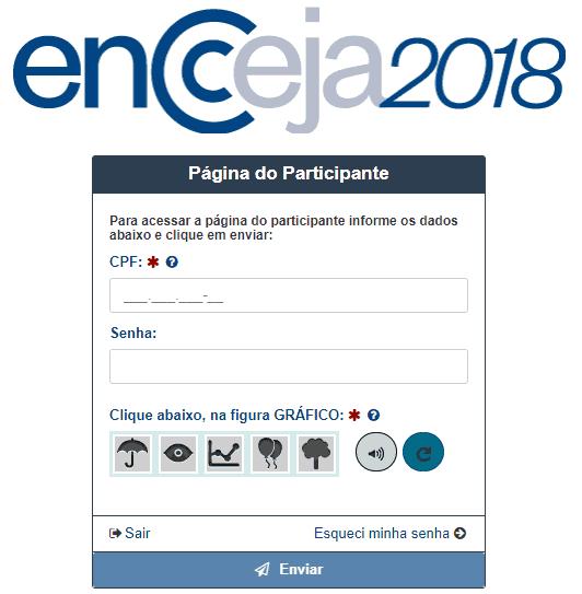 Veja como acessar o Cartão de Confirmação de Inscrição do ENCCEJA 2018