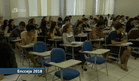 Faltam apenas 6 dias para a prova do ENCCEJA 2018