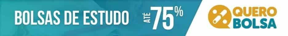 Bolsas de Estudo de até 75% - 100.000 Cursos