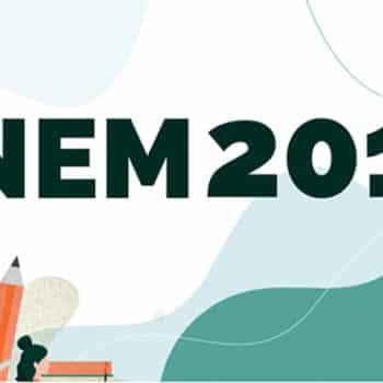 Provas e Gabaritos do ENEM 2019
