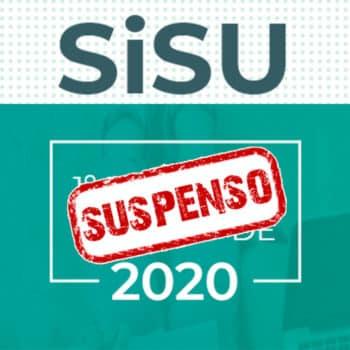 Justiça manda suspender Sisu 2020 e MEC corrigir notas do Enem 2019