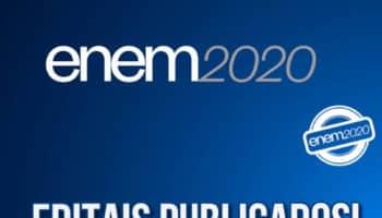 Período de Isenção da taxa do Enem 2020 começa dia 04 de abril