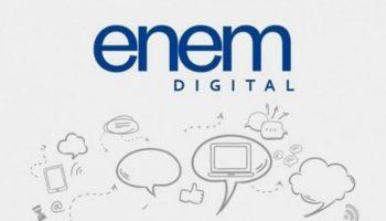 Saiba como será a aplicação e quem pode fazer o Enem Digital 2020