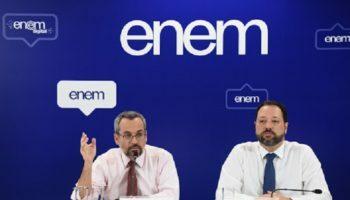 Pela primeira vez, Ministro da Educação admite a possibilidade do Enem ser adiado